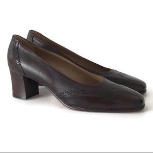 San Frediano Leather Shoes, made in Italy,